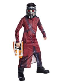 Guardians of the Galaxy Star Lord classic kostume til drenge