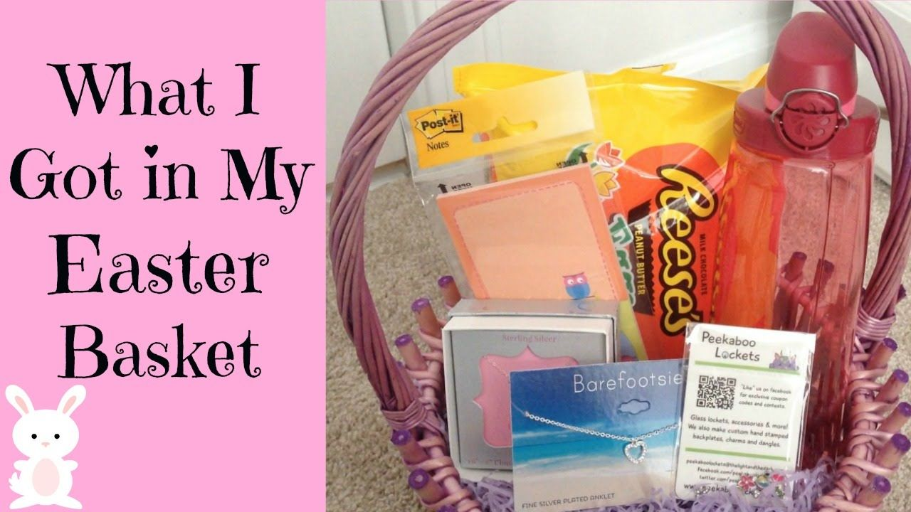 In this video i share what my husband got me in my easter basket in this video i share what my husband got me in my easter basket this year negle Gallery