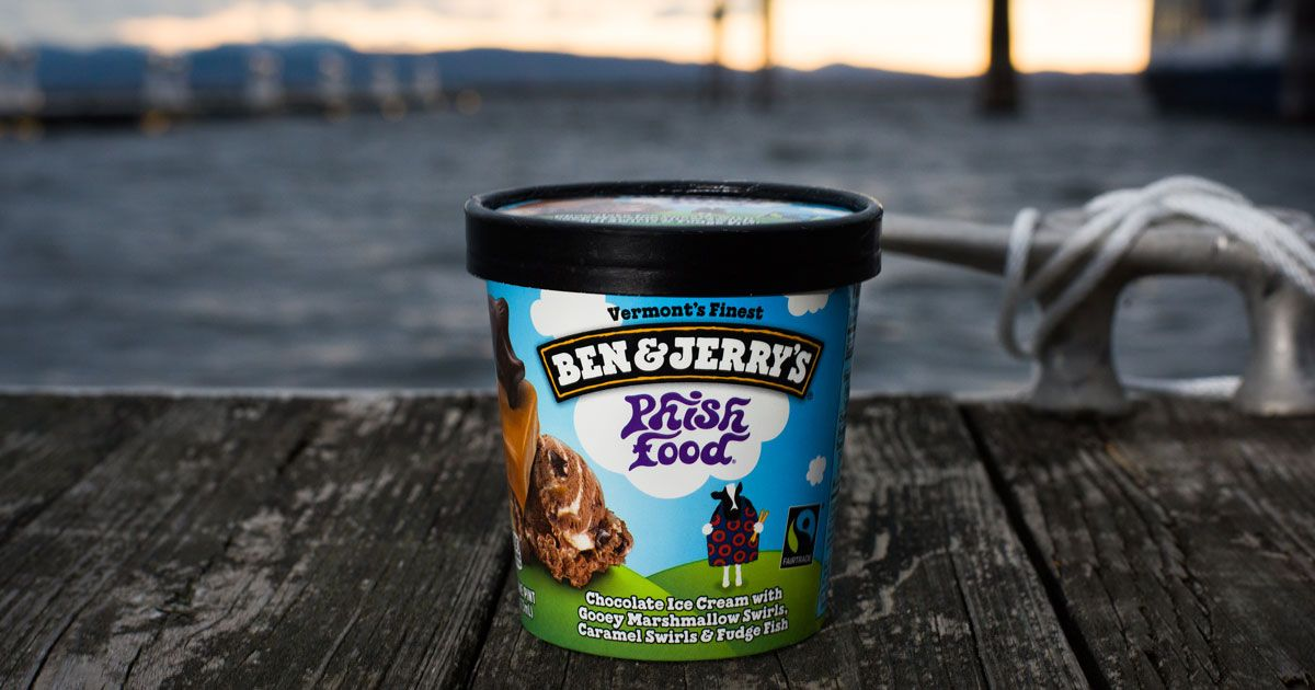 What Your Favorite Ben & Jerry's Flavor Says About You