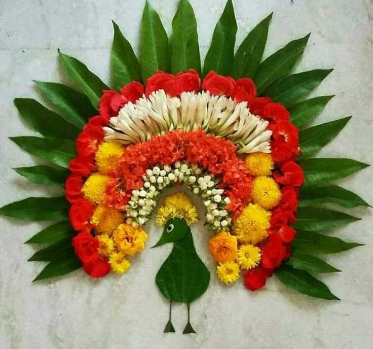 Quick and Easy Rangoli Ideas for Diwali 2019 you would love to copy from