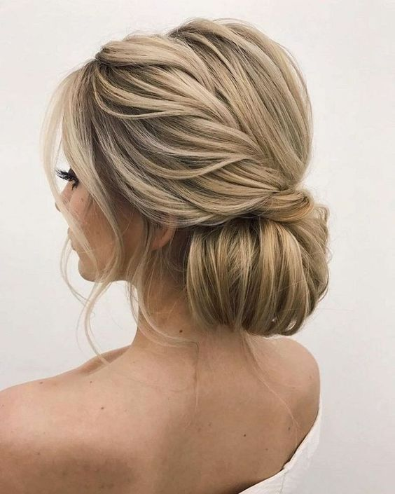 64 Stunning Updos Hairstyles For Medium Length Hair In 2019 Style