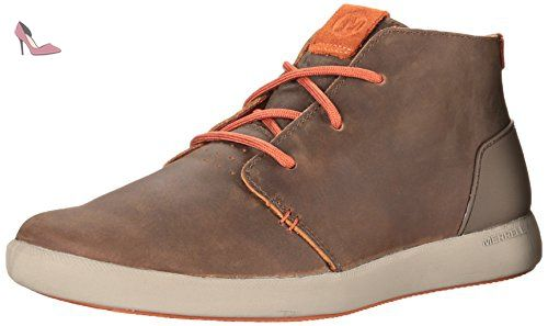 Freewheel - Chaussure - Multisport Outdoor - Homme - Marron (Dark Earth) - 43 EUMerrell