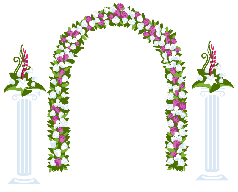 Image Result For Flower Arch Clipart Floral Arch Clip Art Deadpool Wallpaper