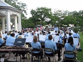 Memorial Day Concert with Boerne Community Band