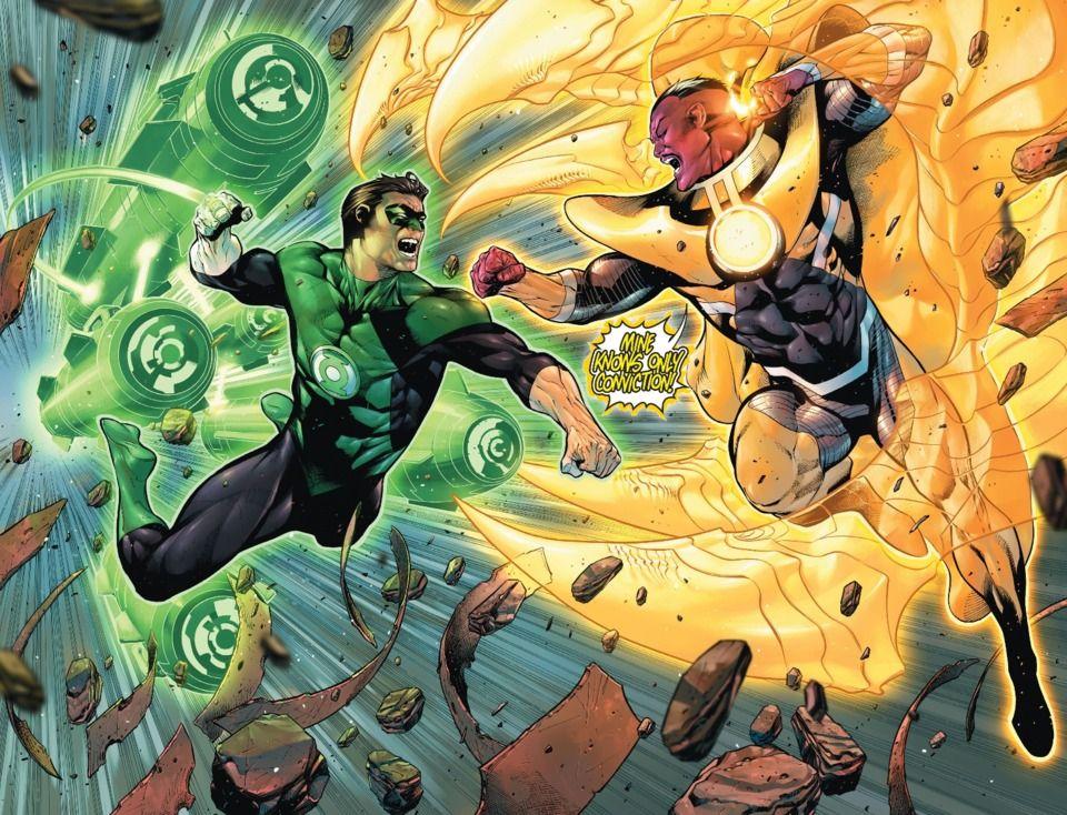 Best Stuff in Comics This Week 103116 Green lantern