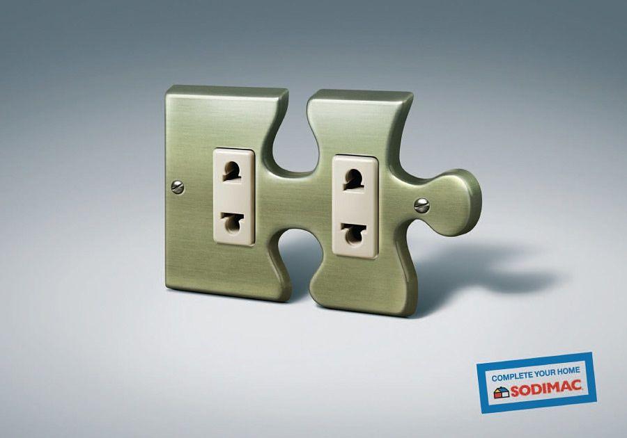 Sodimac   Circus   Puzzle Piece, 3   WE LOVE AD