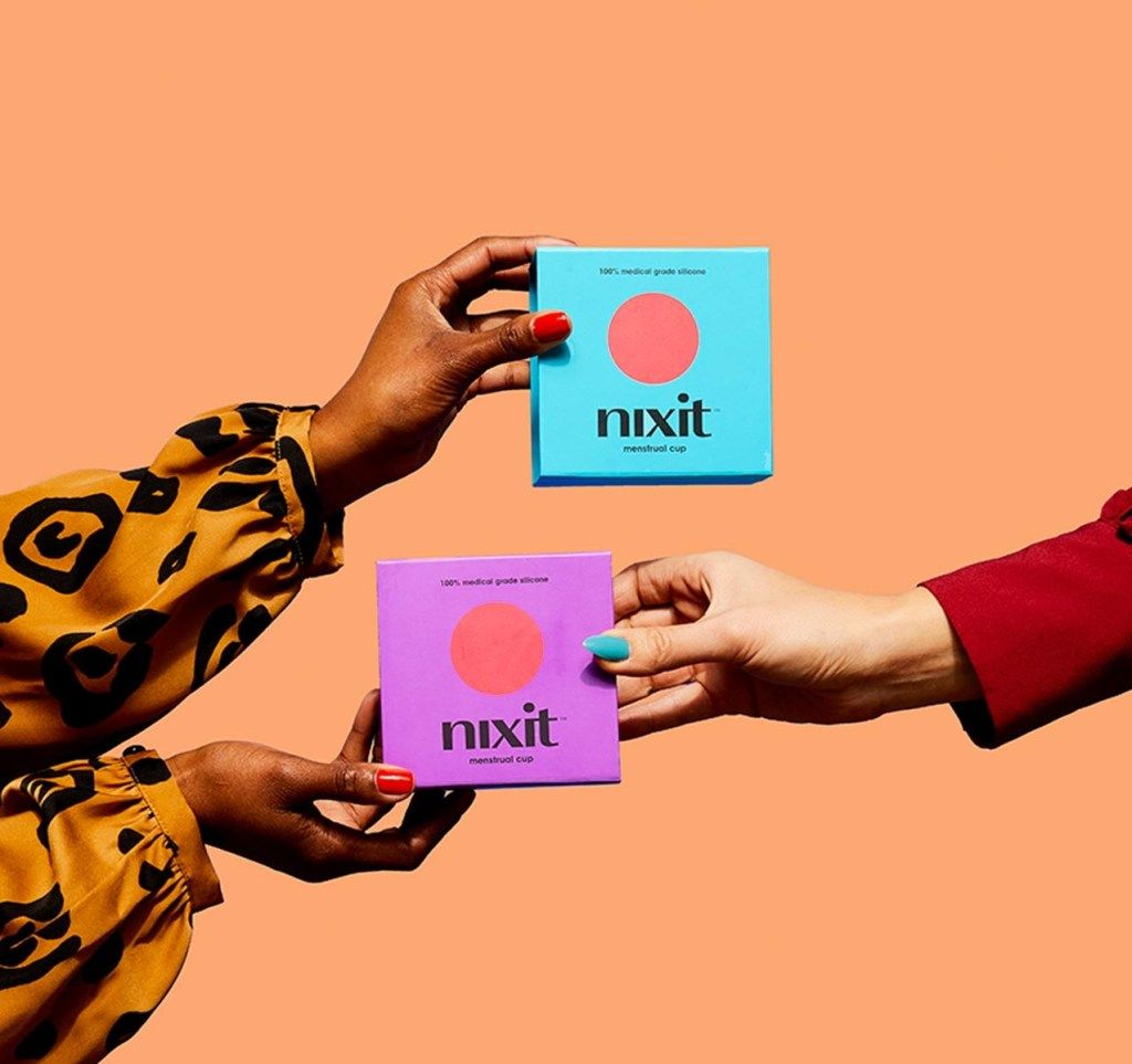 Nixit menstrual cups by Designsake Studio – Studio A/C | Menstrual cup,  Menstrual, Branding photoshoot