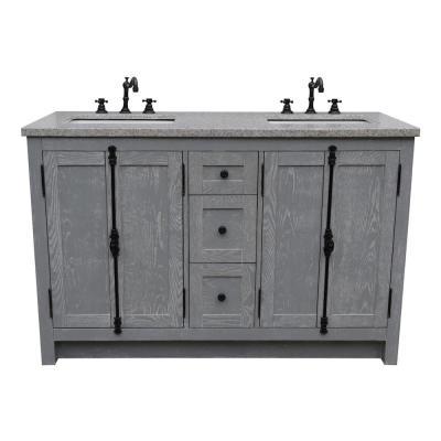50 Double Sink Bathroom Vanity Double Sink Bathroom Bathroom Sink Vanity