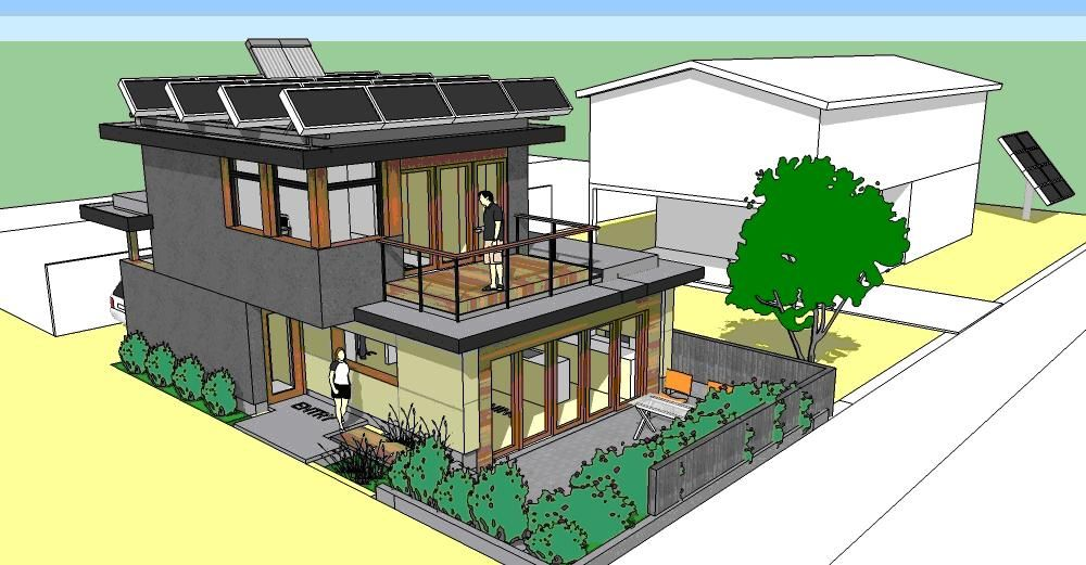 Warna Cat Rumah Minimalis Catylac | Architecture & Interior Design ...