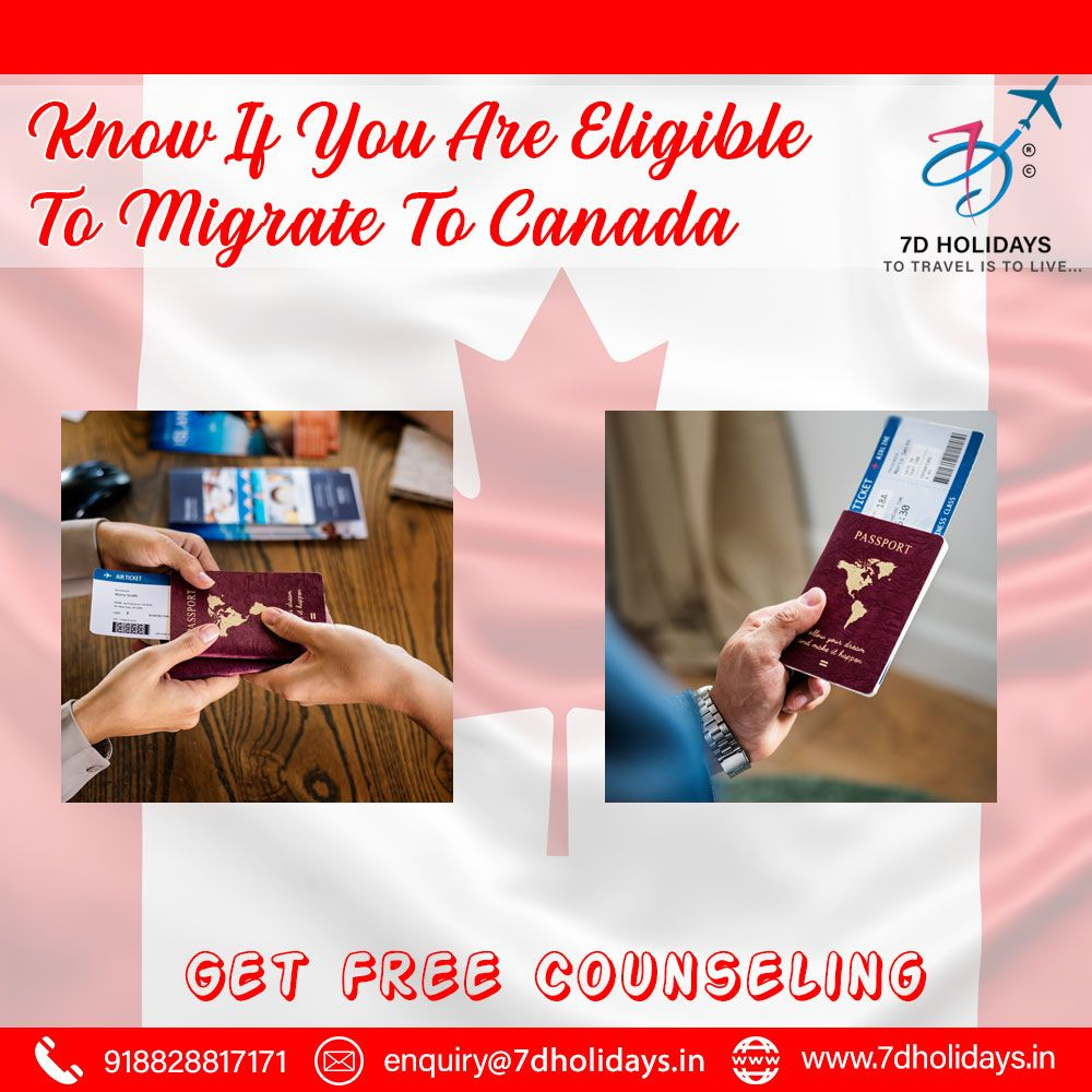 Live In Canada Air ticket booking, Travel industry
