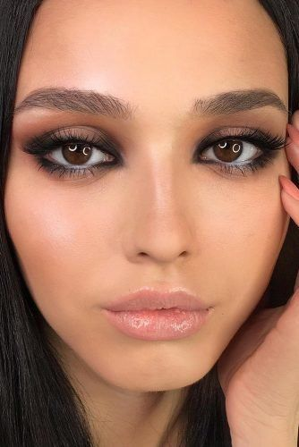 12 makeup Dark eyeshadow ideas