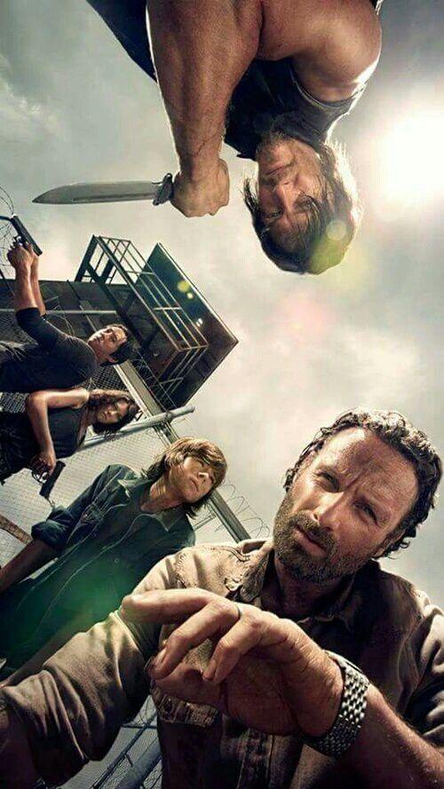 The Walking Dead Season 9 Vostfr : walking, season, vostfr, Season, Walking, Drôle,, Image, Video,