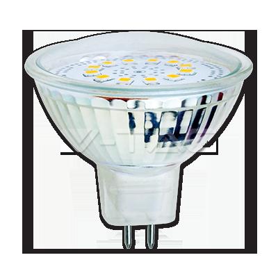 5 71 Lampadina Led Faretto 6w Gu10 Plastica 110 Bianco Dimmerabile Sku 1656 Vt Vt 2888d Led Lampadina Lampada Led