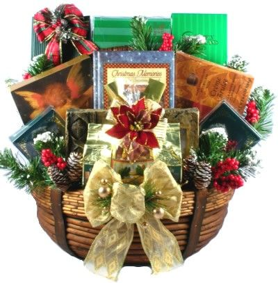 Christian christmas gift baskets for christians christmas gift christmas gourmet gift basket for christians this magnificent over sized basket filled with christian gifts and gourmet savories and sweets will definitely negle Gallery