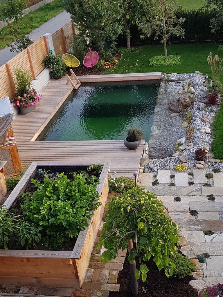 Schwimmteich Fotos Schwimmteich Bilder Gartenteich Bilder Teichfotos Teichbilder Honcak At In 2020 Gartenteich Bilder Wasserbecken Garten Schwimmteich