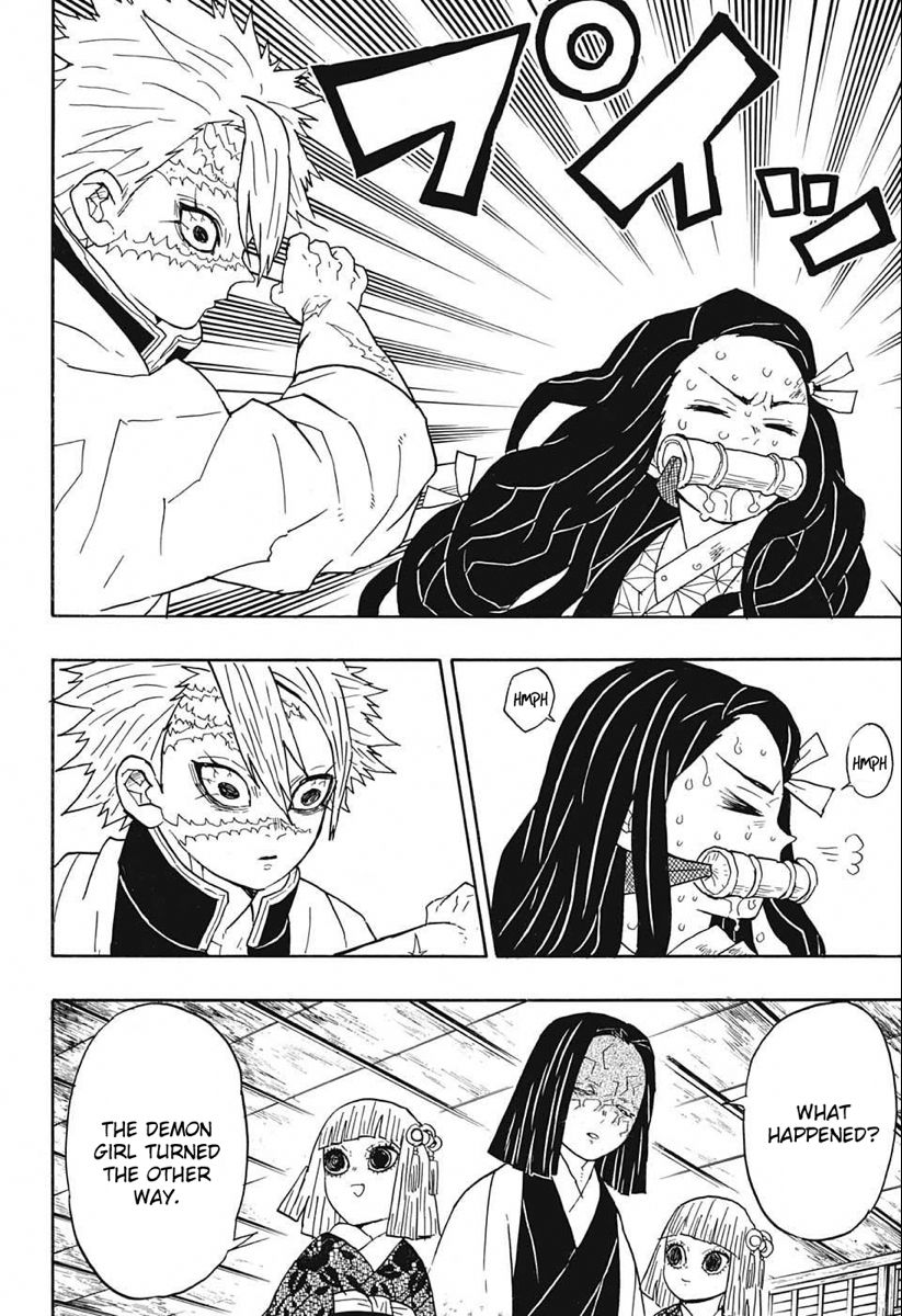 Kimetsu No Yaiba Vol 6 Ch 47 Huff Mangadex Anime Demon Anime Wall Art Manga Pages