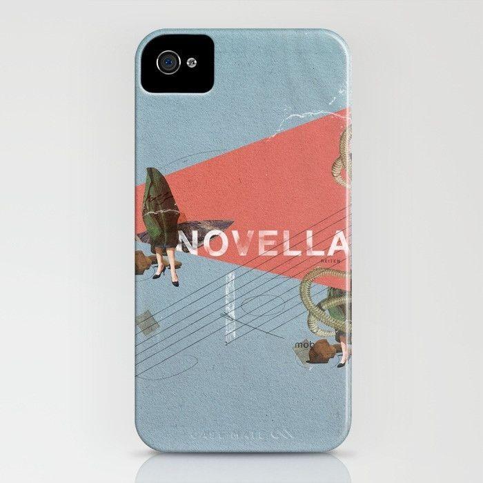 Novella Mixed Media for iPhone 6 Case