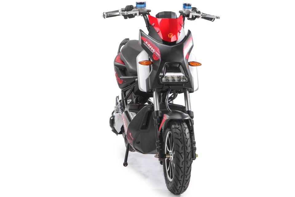 Xe điện Xman Hs 2016 Nhập Khẩu Chinh Hang Xe đạp điện Xe đạp Khau