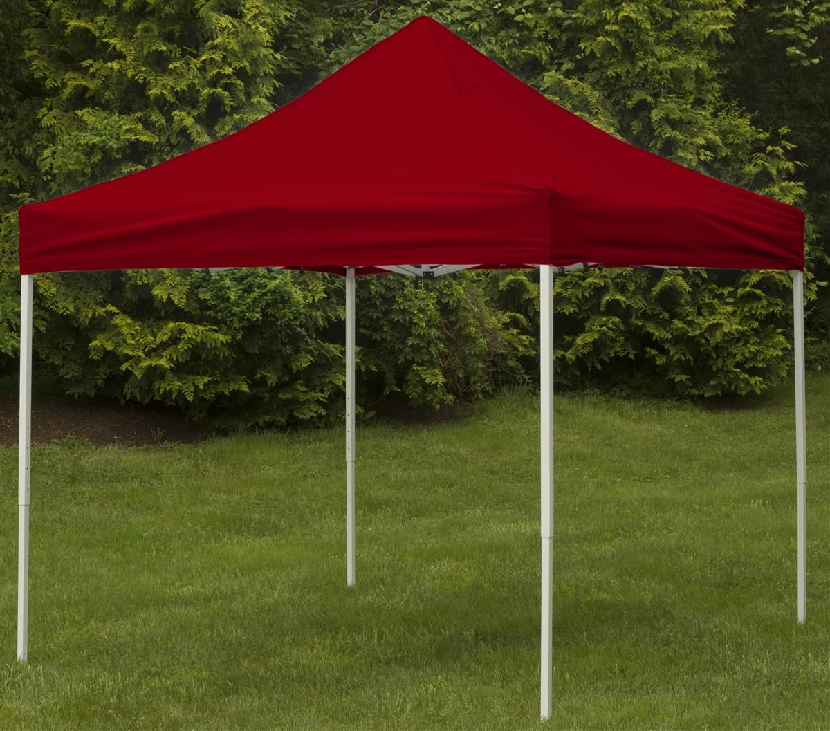 10 X 10 Outdoor Canopy Tent Pop Up Portable Square Red Canopy Tent Outdoor Canopy Outdoor Canopy Tent