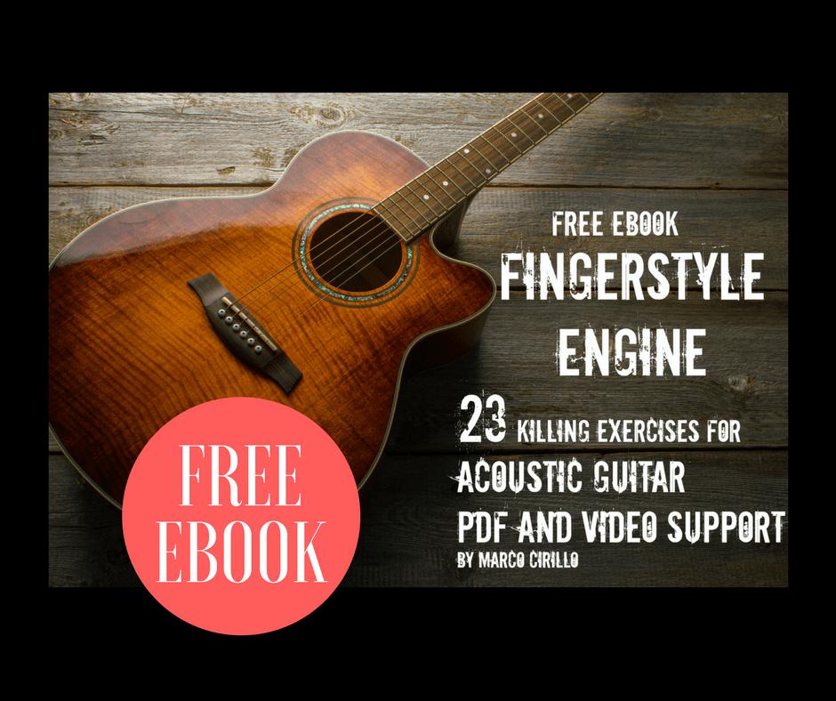 Acoustic Steps Acoustic Guitar Fingerstyle Book For Intermediate Guitar Fingerstyle Guitar Le Fingerstyle Guitar Lessons Acoustic Guitar Fingerstyle Guitar