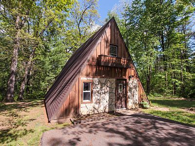 Romantic A Frame Cabin. - HomeAway Hocking Hills