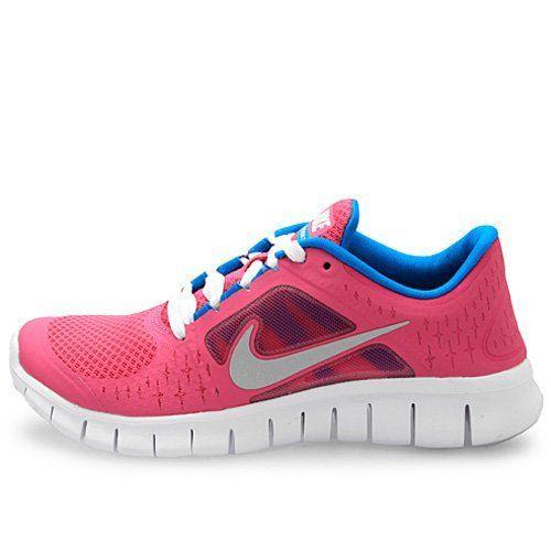NIKE FREE RUN 3 (GS) BIG KIDS 512098-602 SIZE 3.5 Nike. Chaussures ...