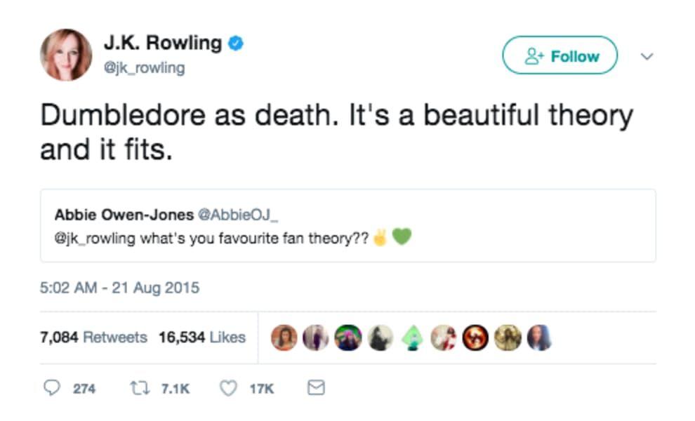 21 Massive Things J K Rowling Has Revealed About Harry Potter On Twitter Harry Potter Fan Theories First Harry Potter Harry Potter Headcannons
