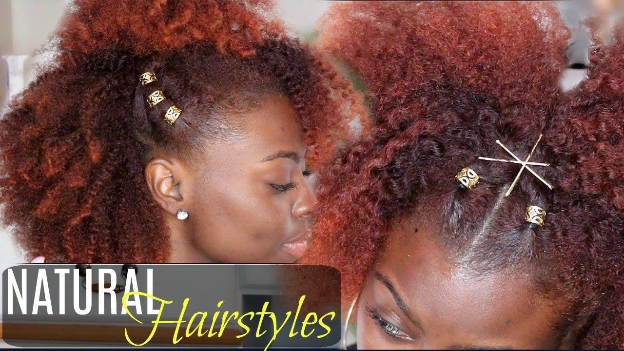 natural hairstyles under minutes natural hair pinterest