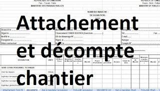GRATUIT XLS TRAVAUX ATTACHEMENT TÉLÉCHARGER DES
