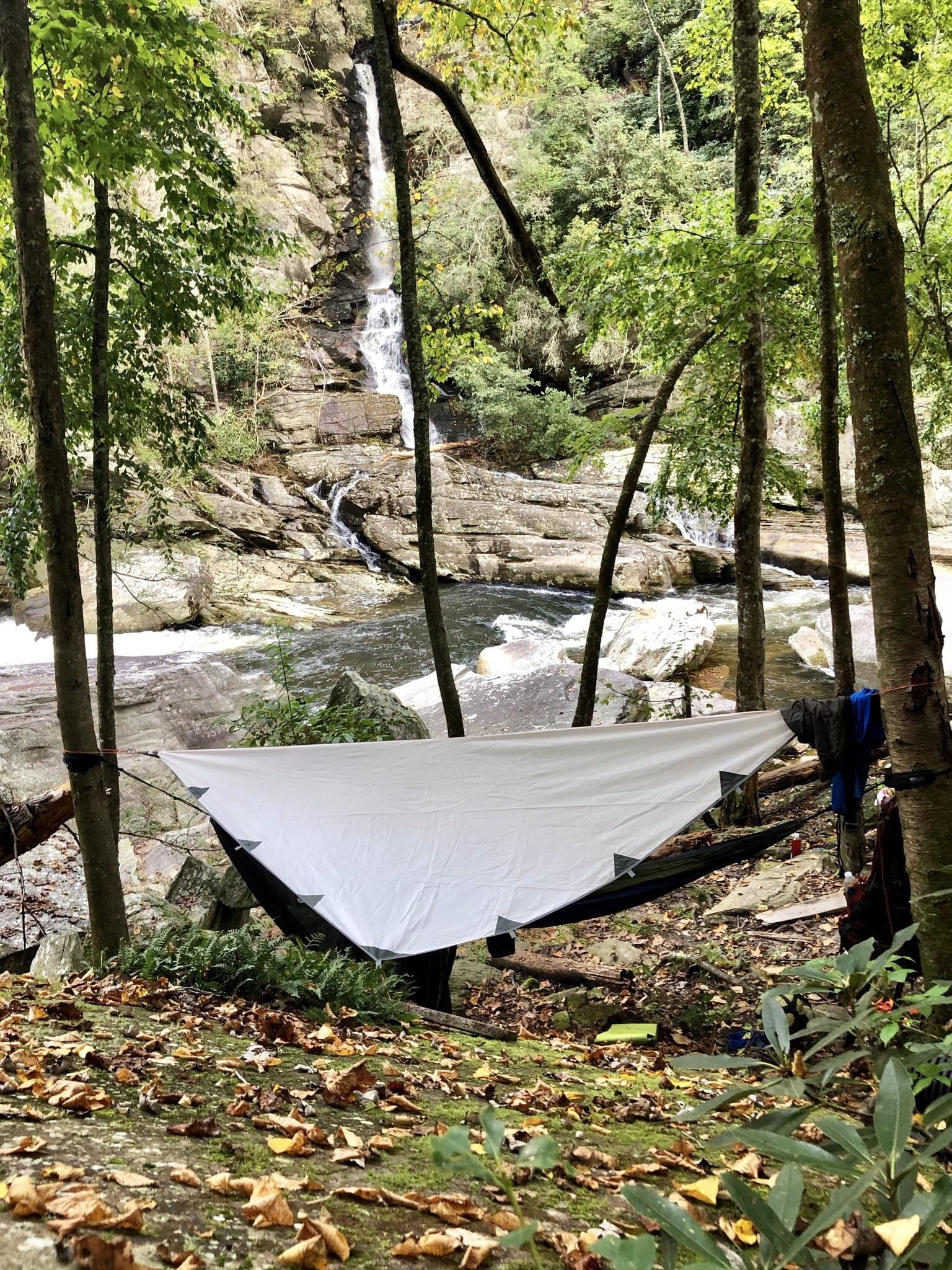 Pin by GetnHempd on Camping   Linville gorge, Campsite, Outdoor decor