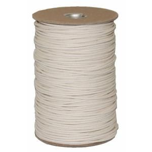 T W Evans Cordage 4 1 8 In X 600 Ft Duck Cotton Shade Cord Spool 34 4404d 6 Cotton Shade Coiled Fabric Bowl Sash Cord