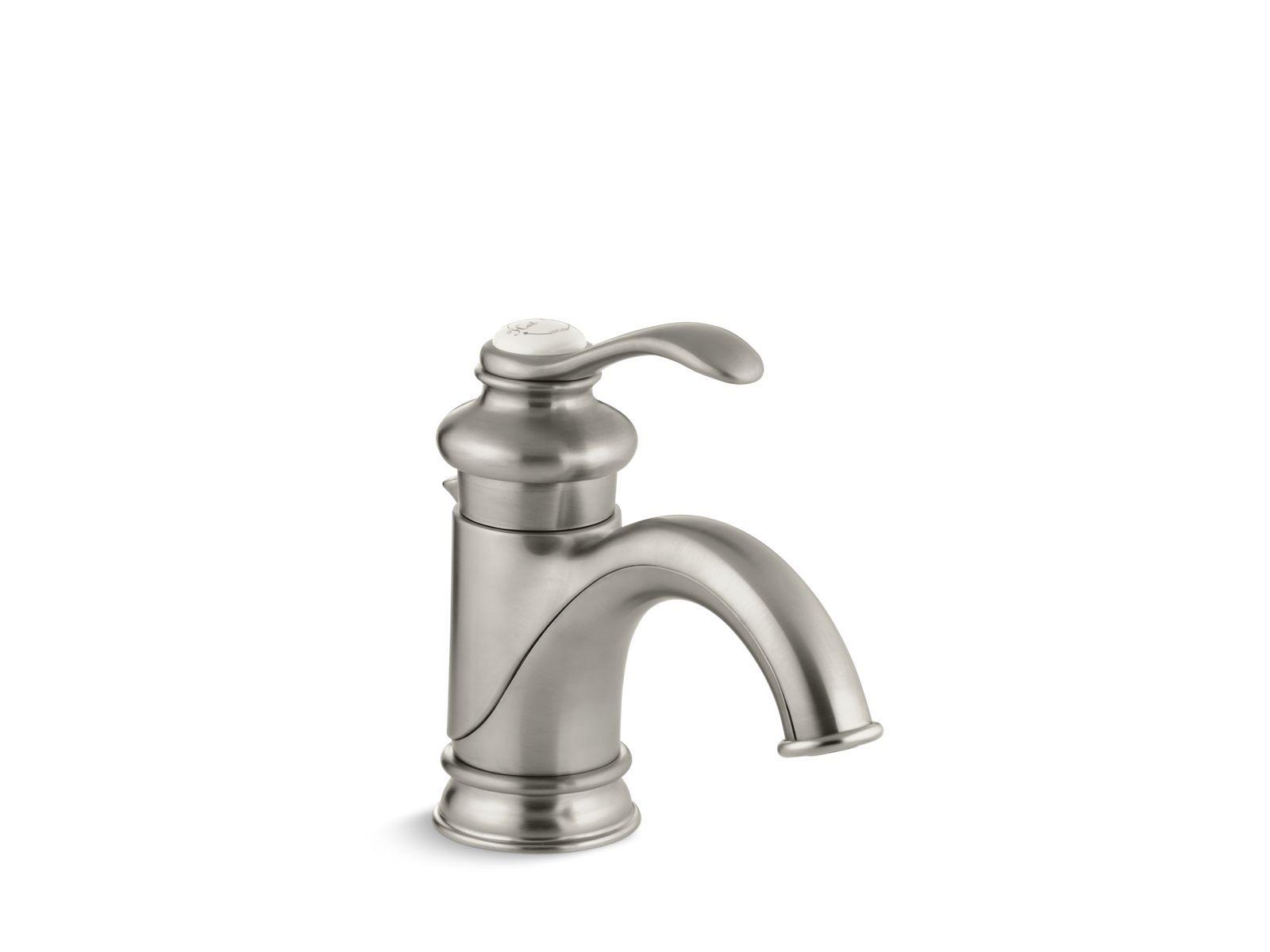 K-12182 | Fairfax Single-Control Bathroom Sink Faucet | KOHLER ...