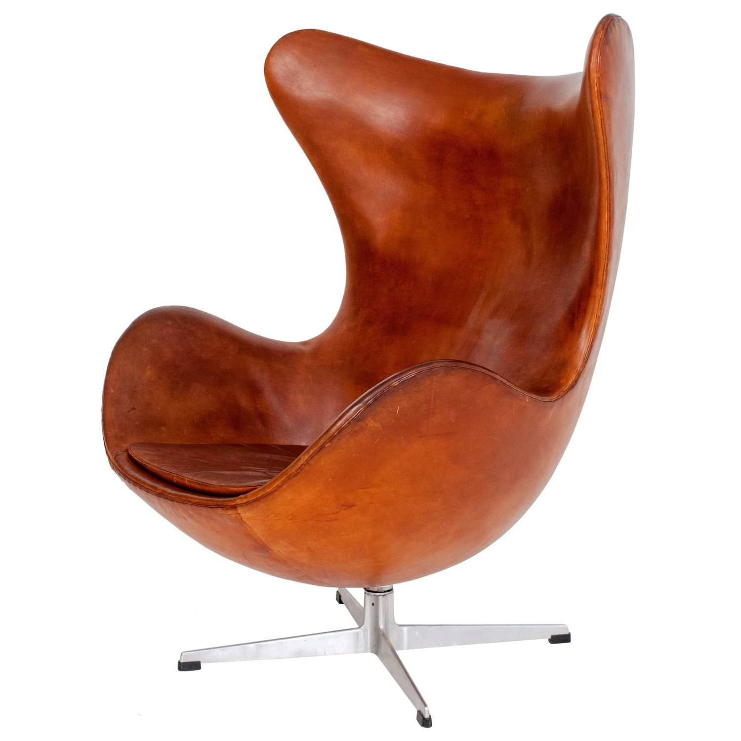 Arne Jacobsen Egg Chair From a unique collection of