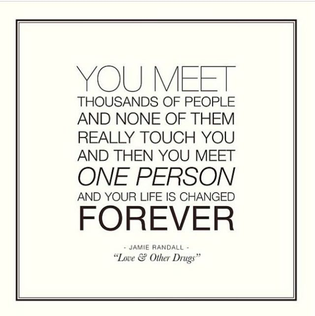 Love And Other Drugs Quote Quotes That I Love Pinterest Be