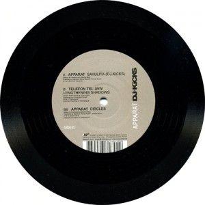 Apparat - DJ-KICKS EP