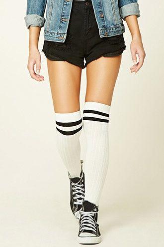 defeb56d7 Over-The-Knee Varsity Socks
