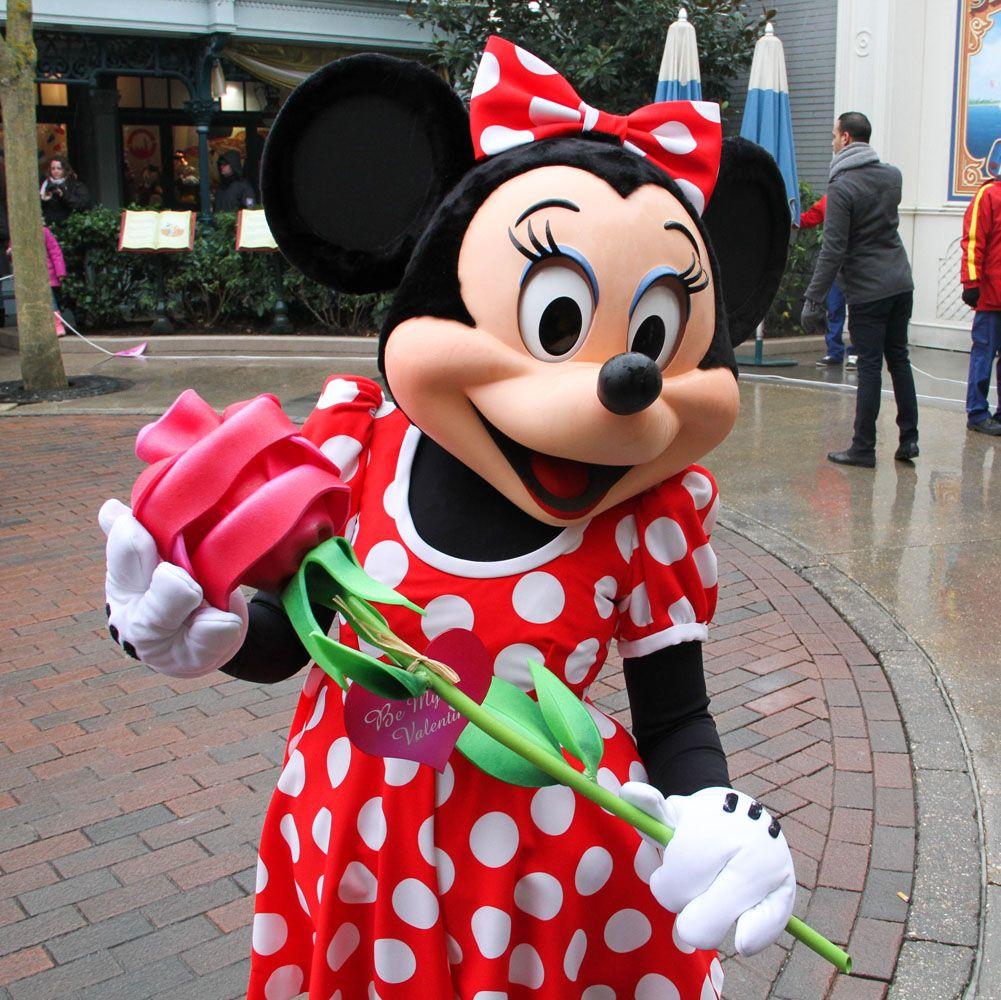 Disneyland Par. Mickey And Minnie Paris