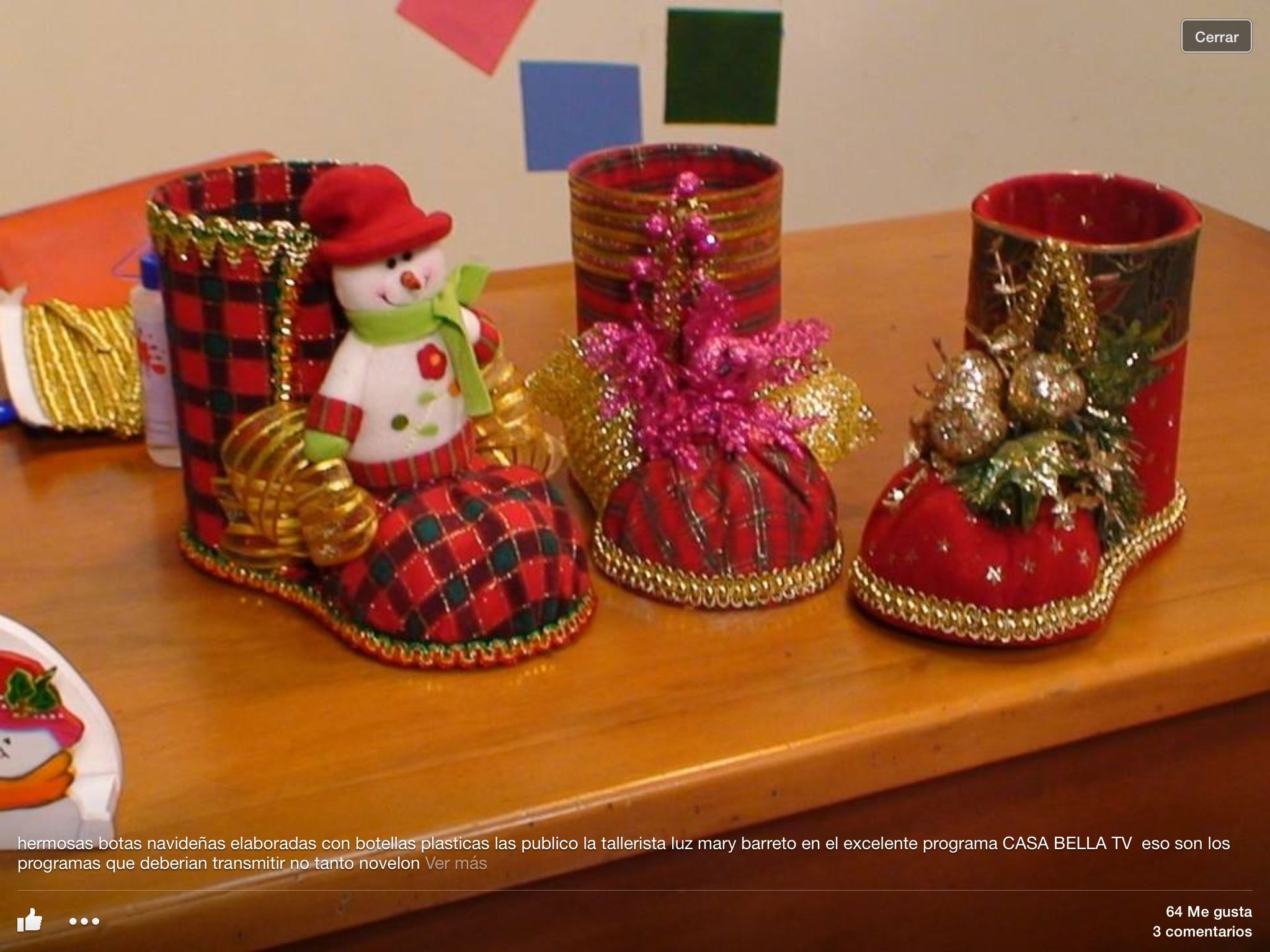 Pin de rosa porras en decoracion navide a pinterest - Ideas para porras ...