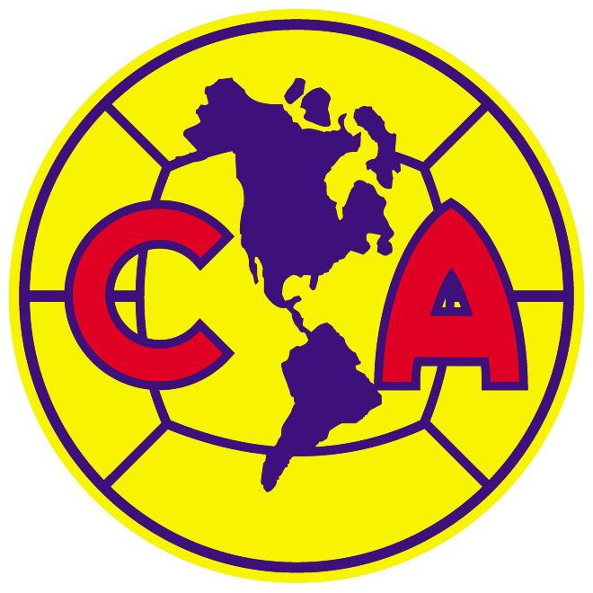 Club America Vector Logo Sports Club America America