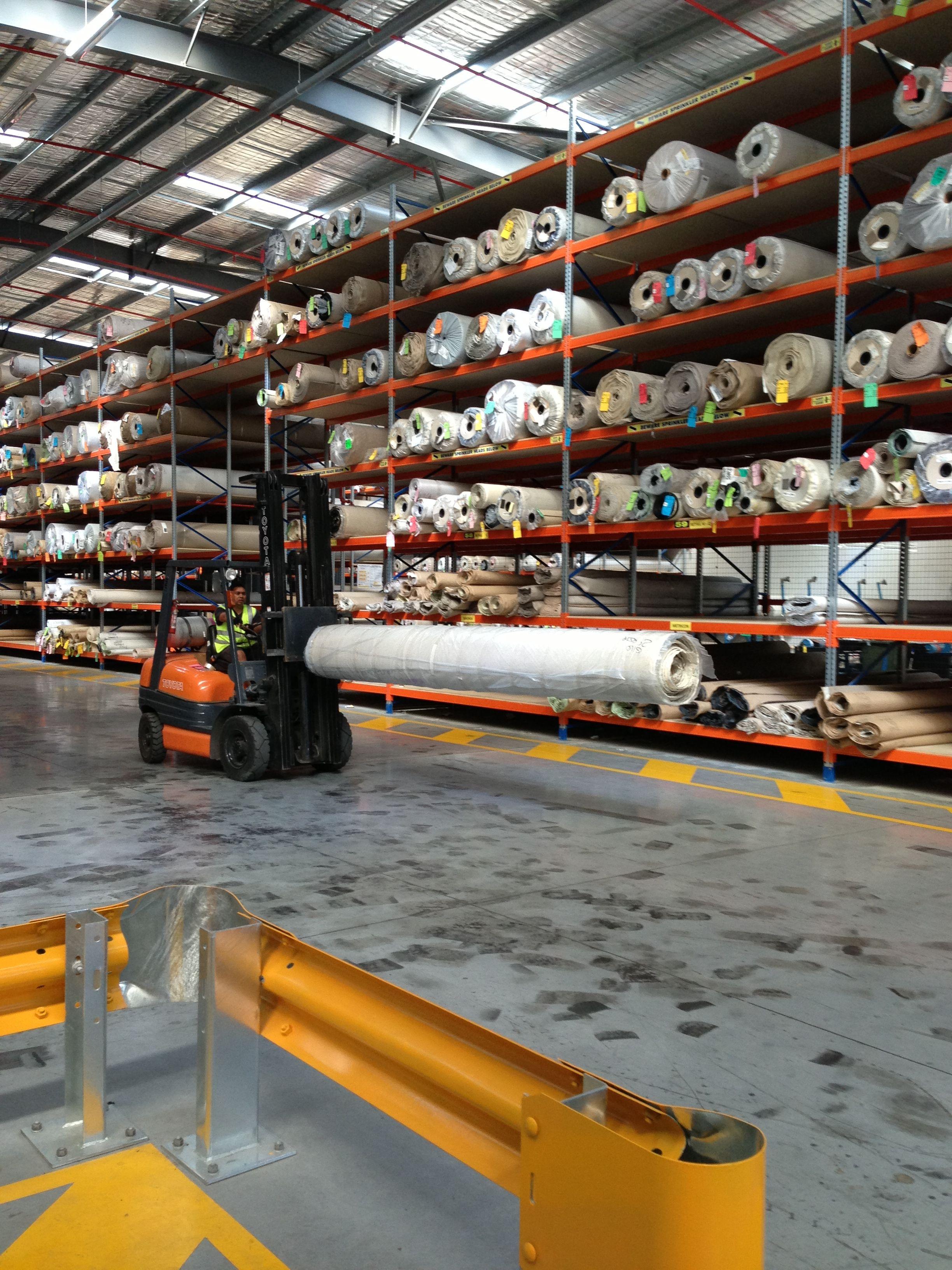 Pallet storage melbourne
