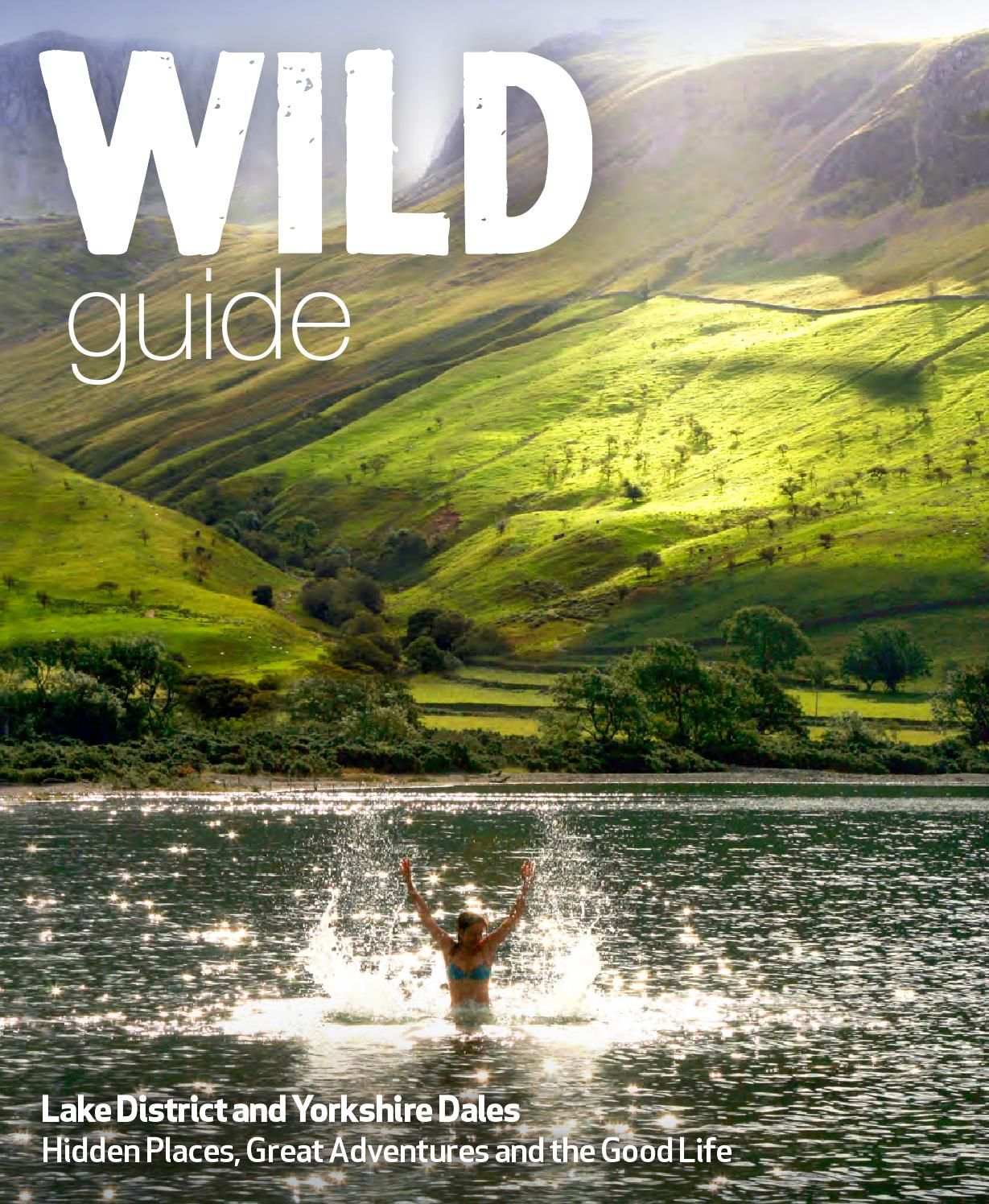 Wild Guide Lake District and Yorkshire Dales by Wild Things Publishing - issuu