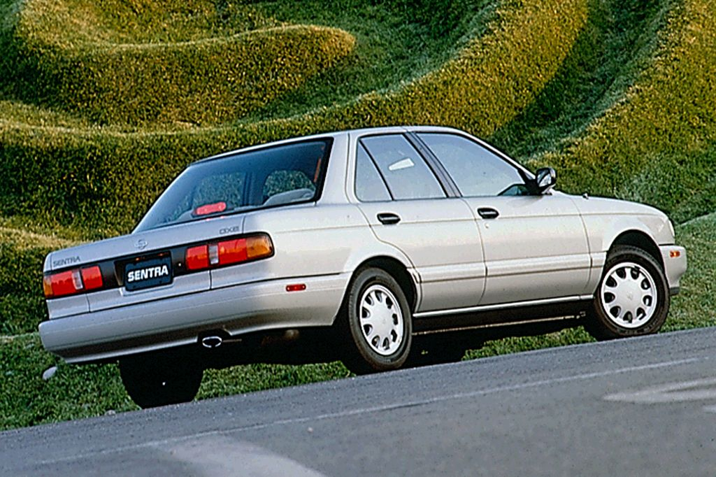 199194 Nissan Sentra Consumer Guide Auto Nissan