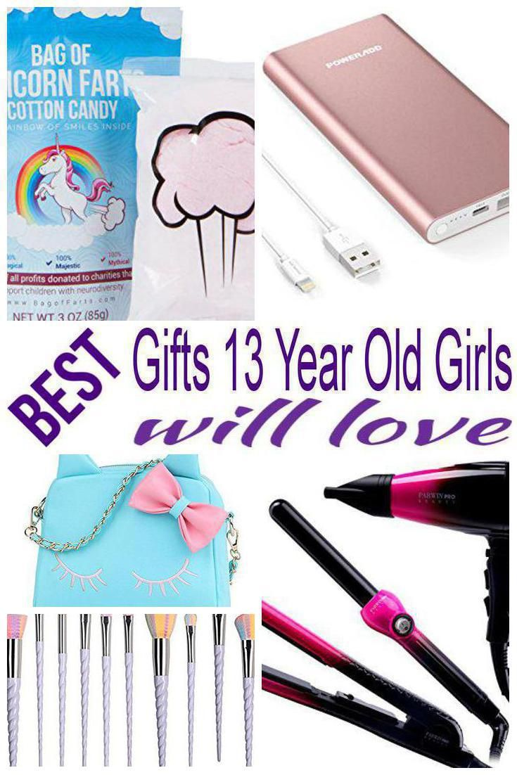 Gifts 13 Year Old Girls Amazing Fun And Cool Gift Ideas For That Yr Girl In Your Life Find The Best A Thirteenth Birthday