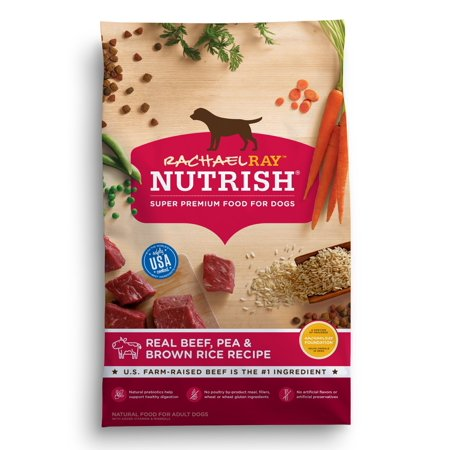 Rachael Ray Nutrish Natural Dry Dog Food Real Beef Pea Brown Rice Recipe 40 Lbs Dog Food Recipes Brown Rice Recipes Nutrish Dog Food