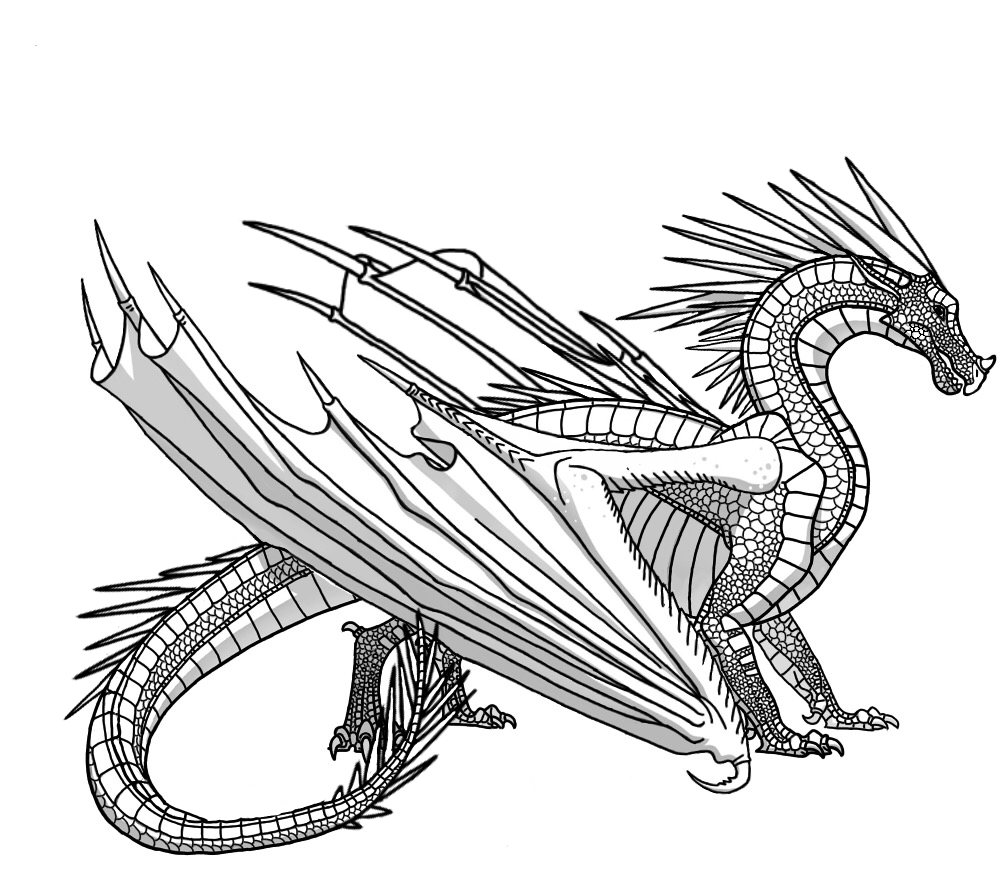 Wings Of Fire Ideas Hybrid Appearances Wings Of Fire