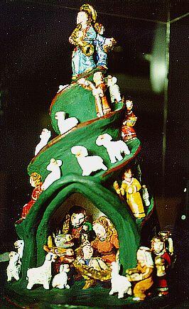 Creches From Austria Presepios Weihnachtsdekoration E Dekoration
