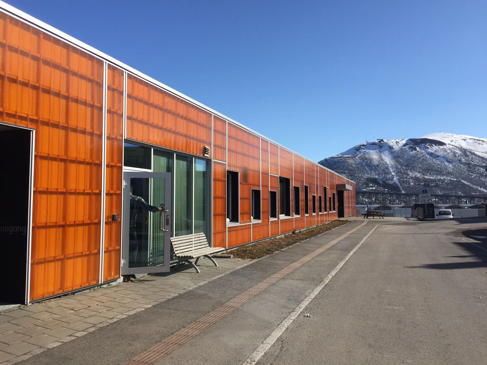 Tromsø brannstasjon