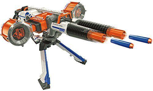 Nerf N-Strike Elite Rhino-Fire Blaster   Geek Armory