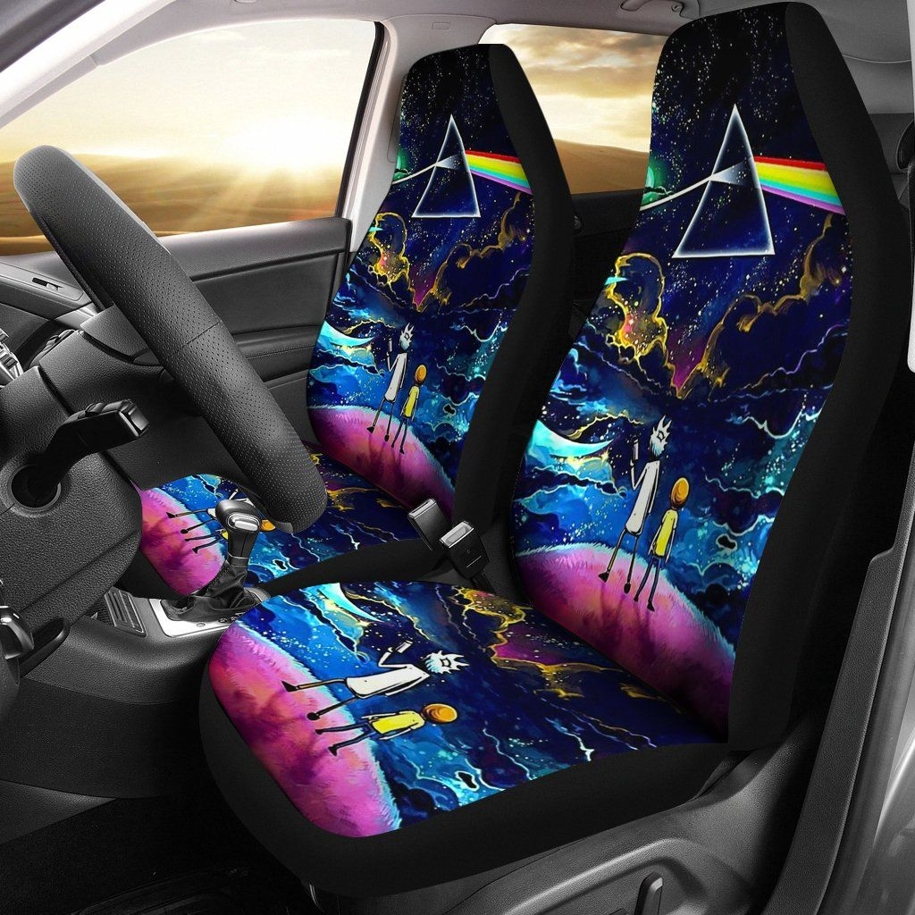 Pin on Rick And Morty Car Seat Covers
