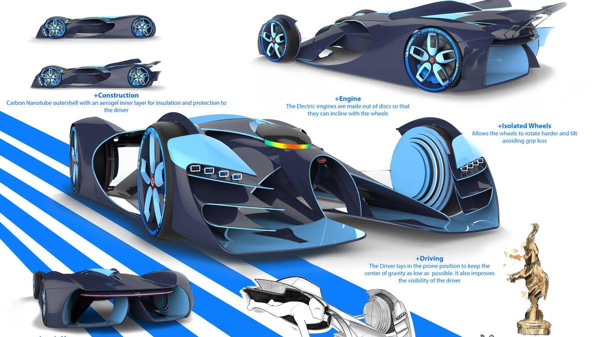Le Mans 2030 Michelin Design Challenge Photo 15